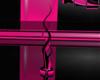 Pink/Black Sculpture
