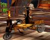 SteamPunk flying machine
