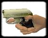 {D} Gun in purse