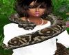 Anim Body Wrap Snake M/F