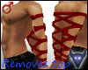 Roped arms red V2 (m)
