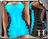 +H+ Strutter - Blue BM