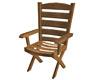 Patio Chair Teak