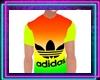 camiseta color jamaica