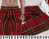$ red plaid bottoms