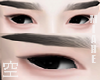 空 Eyebrows Black 空