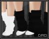 ;Dao; CutieBoots White