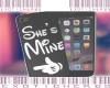 ₪.She's Mine iPhone 6