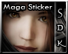 #SDK# Maga 2 Sticker