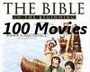 100 Bible Movies
