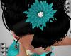 K!Moschino Flower Bow