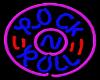 (1M) Rock n Roll neon