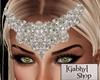Anisa Wedding Tiara Head
