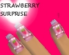STRAWBERRY SURPRISE nail