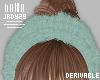<J> Drv Fur Headbands V2