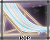 [KOP] Striped Deck Chair