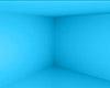 Light Blue Photo Room
