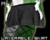 Blk Layerable Skirt 1