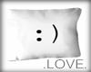 .LOVE. Happy Pillow