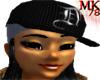 MK78 Detroithat/blkspkle