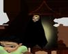 {r} Spooky Clock