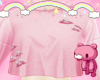 cloud pink sweater