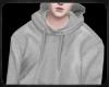 L| Light Grey Hoodie |