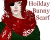 Holiday Bunny Scarf
