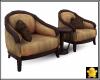 C2u Victorian Chair Set3