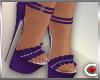 *SC-Ciara Heels - Violet