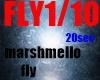 marshmello fly