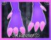 ~G~ Rain - Feet M