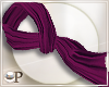 Fall Scarf Plum