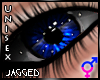 Midnight sky unisex eyes