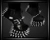 Dark Beauty Spiked Boots
