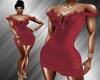 S-Bordeaux Sarah dress