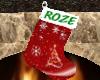 roze stocking