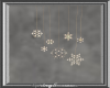 Hanging Snowflakes V1