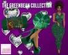 DM|GreenBean Earrings
