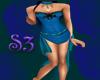 Water element Dress V1