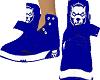 bascket mad blue F