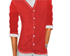 Red Baggy Sweater