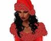 Christmas Red Fur Add