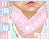 🐕 Bear Scarf Pink
