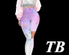 Pastel Galaxy Pants