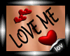 10V:RED LOVE ME tatto H