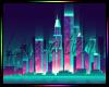 ! A* Cityscape Art Glow