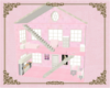 A: Pink doll house`