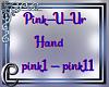 P!NK - U - Ur Hand