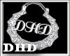 DHD Bamboo Earrings